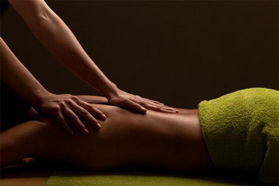 masaje con final feliz